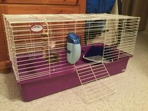 Rabbit/ Small Animal Cage and accessories in Houston, Texas
