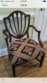 Antique dining room chairs in Gainesville, Georgia