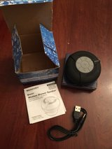 Merkury wireless shower speaker in Lockport, Illinois