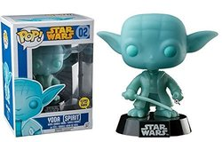 Yoda Spirit Funko Pop Walgreens Exclusive Vinyl Bobble-Head Glow in the Dark 02 in Travis AFB, California