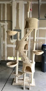 TALL cat tree in Travis AFB, California