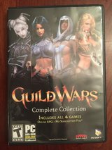 Guild Wars Complete Collection 4 Games in Glendale Heights, Illinois