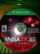 Xbox one NBA 2016 in Fairfield, California
