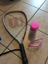 Racquetball set pink in Ramstein, Germany
