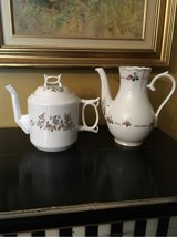2 antique coffee pots from France in Ramstein, Germany