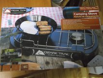 NEW OZARK CAMPING STOVE + 2 CANS GAS in Okinawa, Japan
