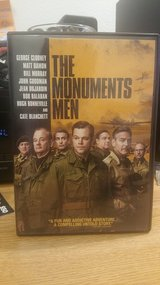 The Monuments Men in Ramstein, Germany