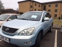 2005 Lexus RX 300 SE in Lakenheath, UK