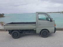 1998 Suzuki Carry in Okinawa, Japan
