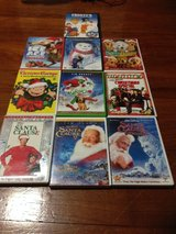 Christmas DVDs in Okinawa, Japan