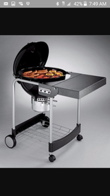Weber performer grill in Camp Lejeune, North Carolina