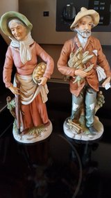 Home Interiors Farmers figurines in Fort Polk, Louisiana