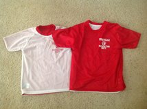 Yorkville Park District youth reversible jerseys in Oswego, Illinois
