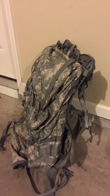UCP Foliage Green MOLLE Ruck with frame in Lawton, Oklahoma