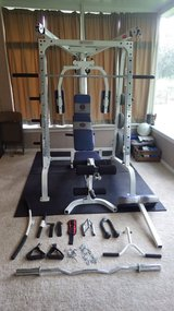 Marcey Home Gym System in MacDill AFB, FL