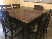 Counter Height Dining Table in Baytown, Texas