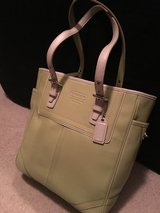 Coach Light green leather tote bag in Joliet, Illinois