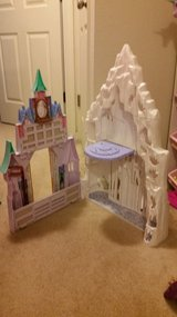 Frozen play house in Fort Campbell, Kentucky