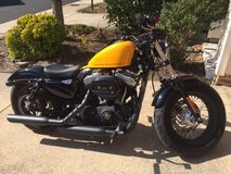 2012 Harley-Davidson Forty-Eight in Bolling AFB, DC