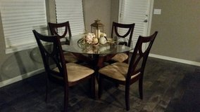 Table with chairs in Fort Carson, Colorado