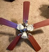 Ceiling fan - Harbor Breeze brand in Lackland AFB, Texas