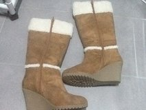 Size 8 Calf High Boots in Ramstein, Germany