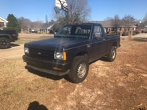 1985 S10 4x4 Project truck in Warner Robins, Georgia
