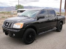 2012 Titan 4x4 / Very Clean Crew Cab in Alamogordo, New Mexico