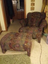 HIGH BACK DESIGNER CHAIR /FOOT SEAT in Lawton, Oklahoma