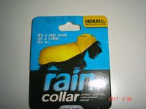 Dog Rain Jacket -New in Kingwood, Texas