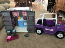 American Girl Doll Camper and Jeep in Lockport, Illinois