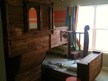 Pirate Ship bunk beds in Joliet, Illinois