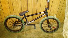 **fully custom bmx bike no stock parts** in Vacaville, California