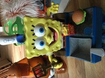 Spongebob with stove in Travis AFB, California