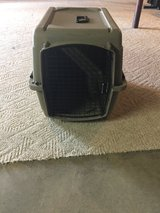 Medium dog crate in Aurora, Illinois