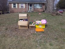 Toys for kids in Fort Campbell, Kentucky