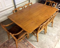 Antique French provincial/country drop leaf table in Temecula, California