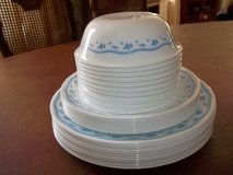 Corelle Dishes - 30 Pieces - L@@K! in Brookfield, Wisconsin