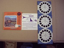 1955 Viewmaster Idaho reel set in Mountain Home, Idaho