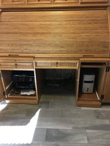 Leo Chen rolltop desk in Kirtland AFB, New Mexico