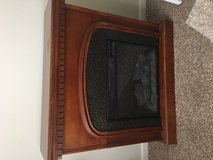Fire place with heater in Perry, Georgia
