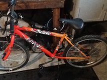 Huffy 15 speed mens mountain bike Lakota (Falcon) model in Joliet, Illinois