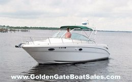 2001, 29? SEA RAY 290 AMBERJACK For Sale in MacDill AFB, FL