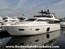 2015 Ferretti Yachts 750 For Sale in MacDill AFB, FL