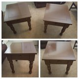 Set of 2 end-tables in Fort Irwin, California