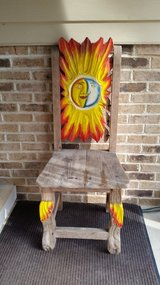 Handmade by Artist (unknown) Two Chairs for your front porch. in Aurora, Illinois