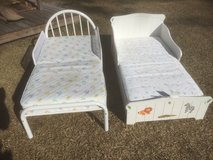 Toddler beds (2) in Camp Lejeune, North Carolina