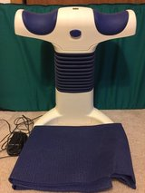 Back2Life Continuous Motion Back Massager-Back Pain Therapy Relief  w/Mat in Joliet, Illinois