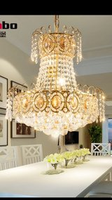 New Chandelier in Los Angeles, California