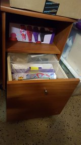 Drawer Cabinet single drawer with wheels in Vacaville, California